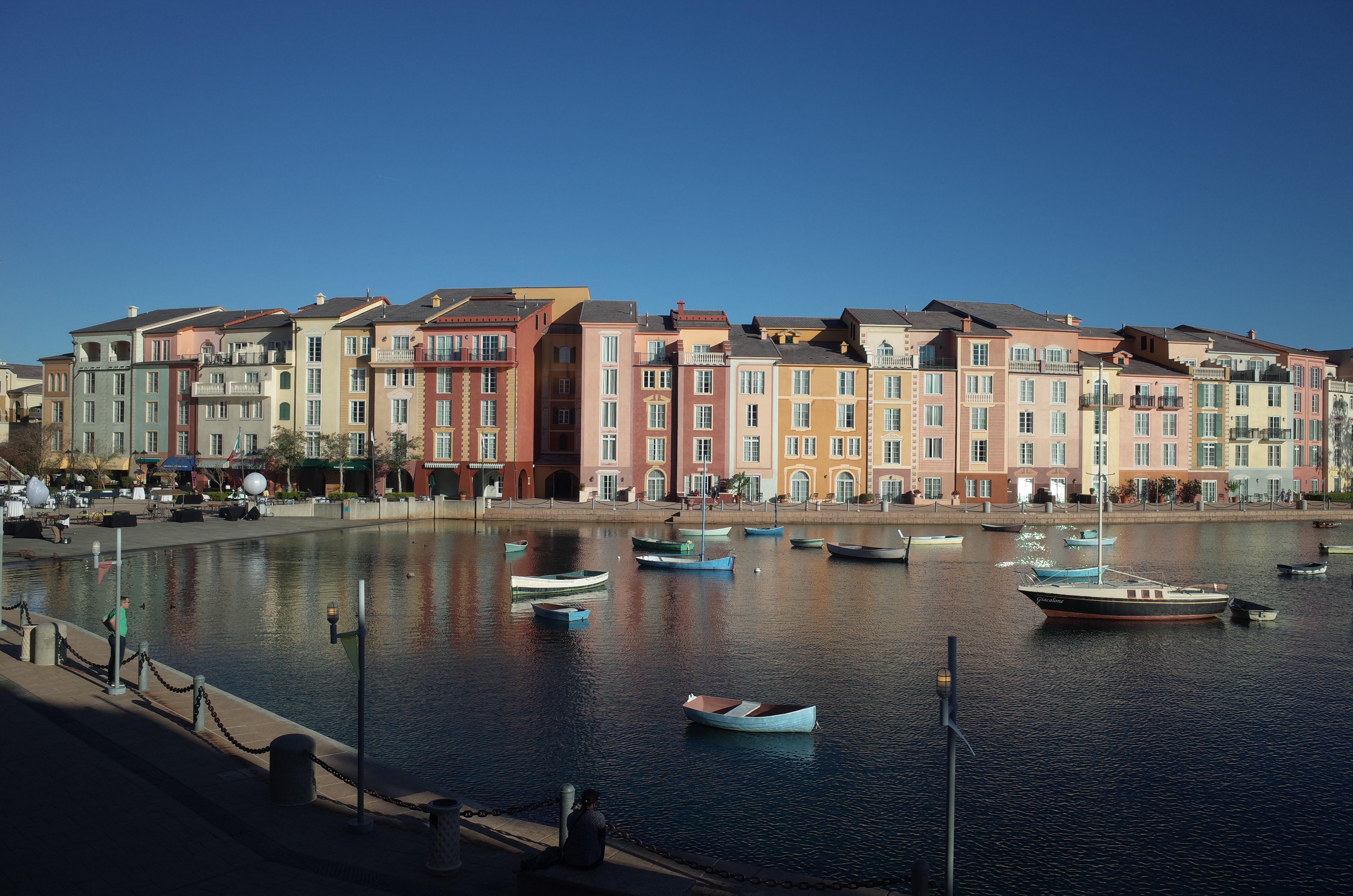 my stay at the loews portofino bay hotel sweet tea with. Black Bedroom Furniture Sets. Home Design Ideas
